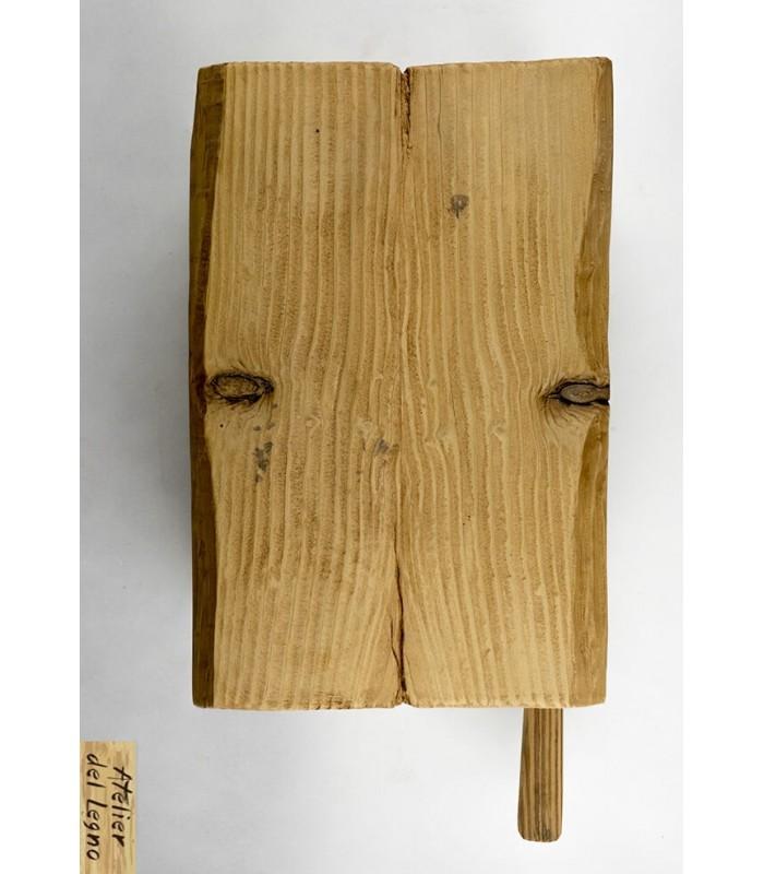 Breadbox: coperchio in cedro bianco