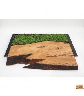 Forma naturale del legno. Puoi richiedere anche personalizzazione.