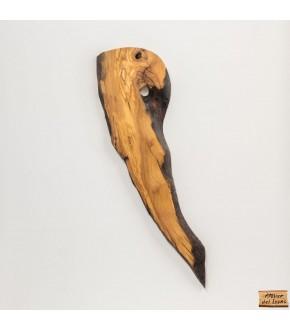 Tagliere da tronco di ulivo secolare